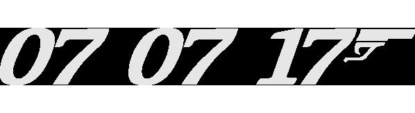 Bond007