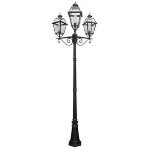 Perlino staande lamp Helder 250cm exclusive