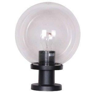 Bol staande lamp helder 25∅