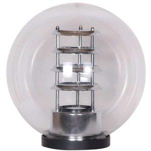 Bol lamp helder 25∅ + raster