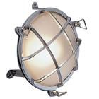 Bullseye wandlamp chroom 21,5cmØ+voet