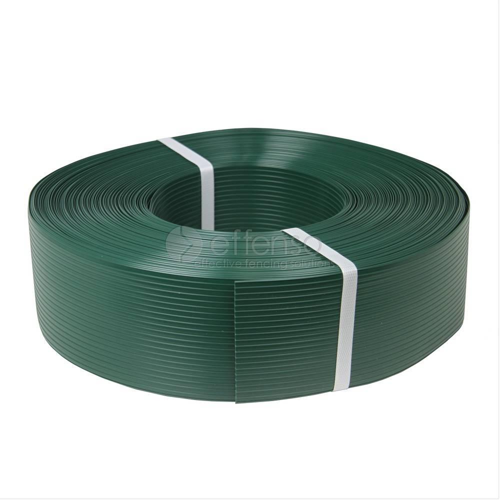 fensoband FENSOBAND H:95 mm L: 50m GREEN 6005