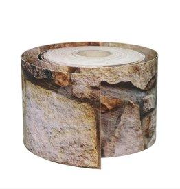 fensoband soft Fensoband SOFT 190 mm PRINT PES sandstone 26m