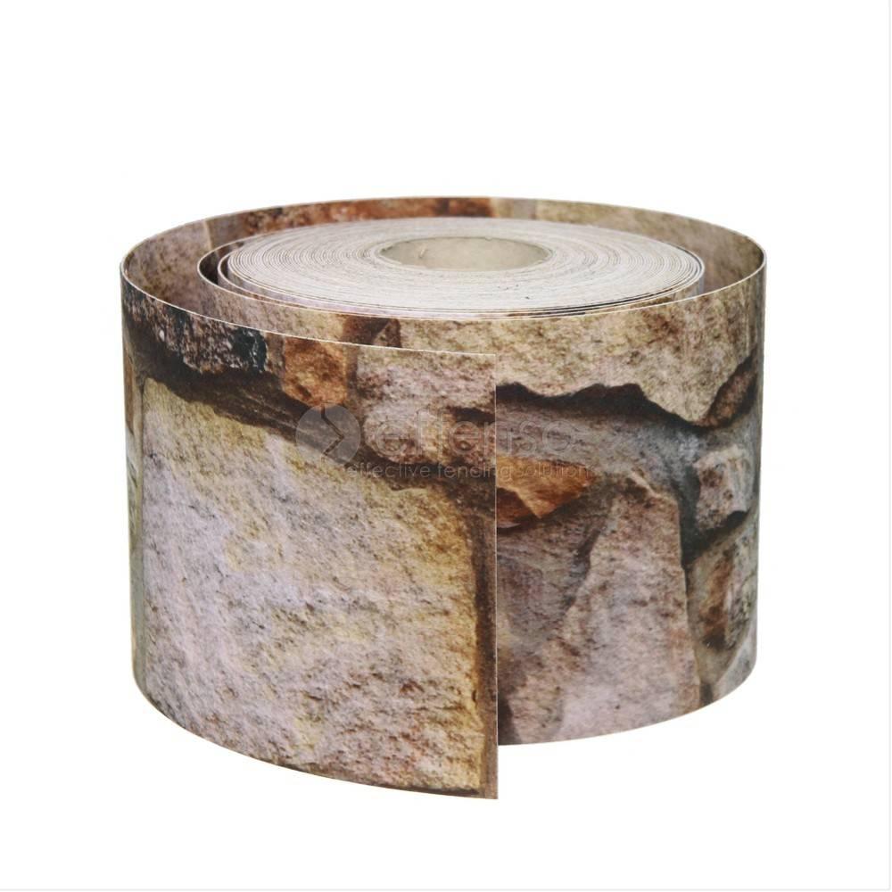 fensoband soft Fensoband SOFT 190 mm PRINT PES Sandstein 26m