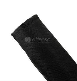 fensonet FENSONET 150gr ZWART H:150cm L:50m