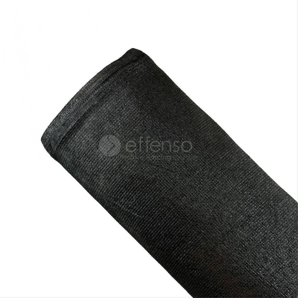 fensonet FENSONET 300gr ZWART 150cm L25m
