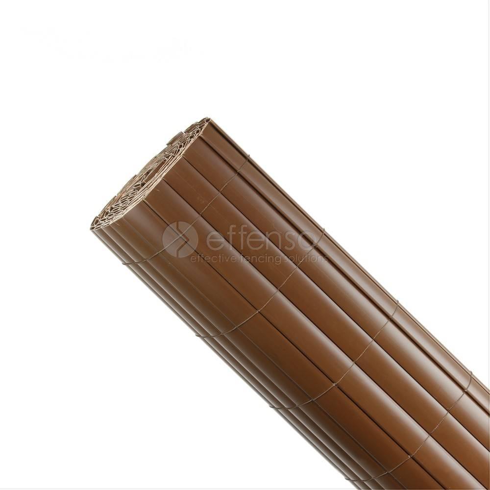 fensoscreen Fensoscreen Tropical Brown L:300 h:180cm