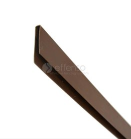 fensoscreen Fensoscreen topprofil Braun L:200 cm