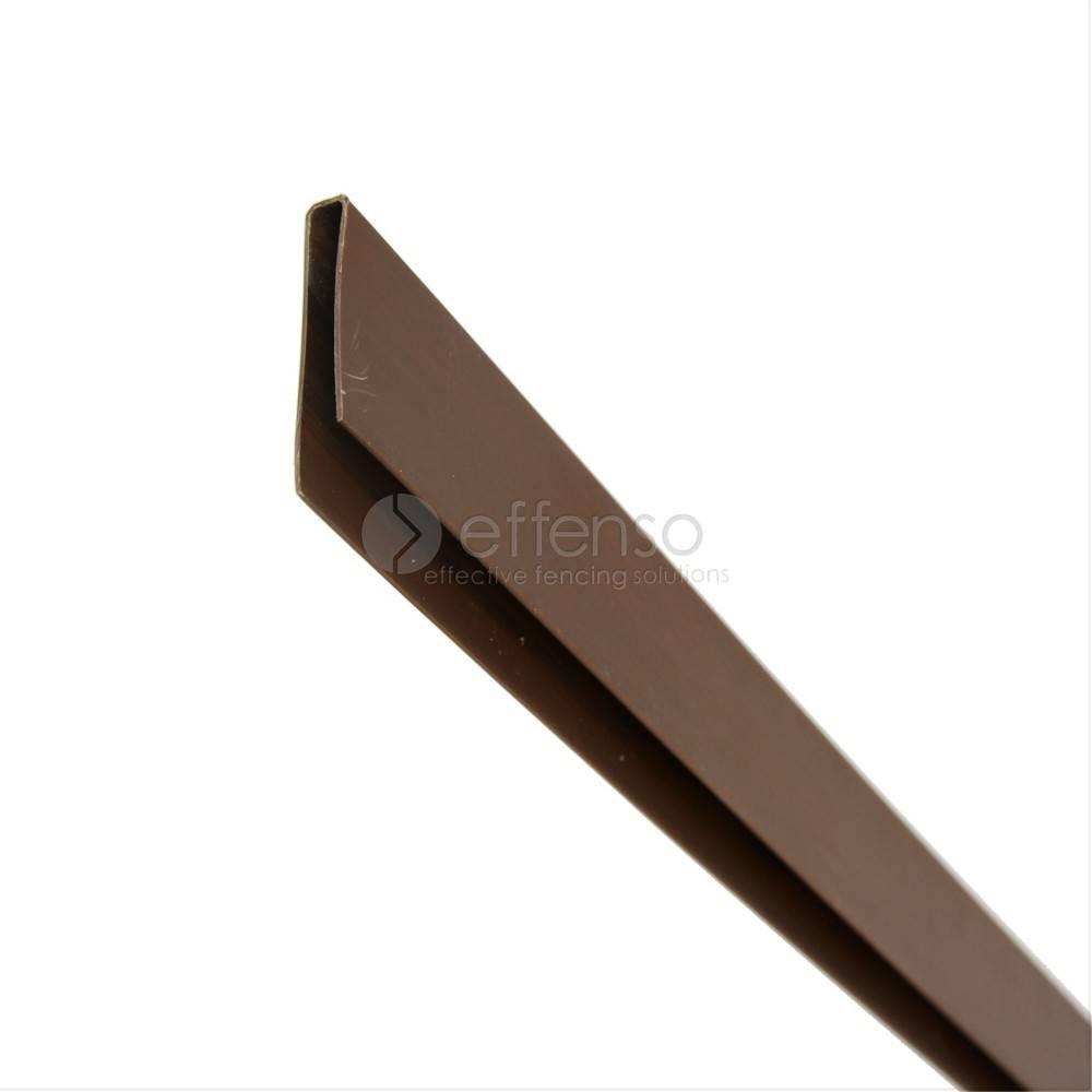 fensoscreen Fensoscreen topprofiel Bruin L:150cm