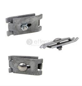 fensofill Fensofill clip para rincones + Tornillo M8