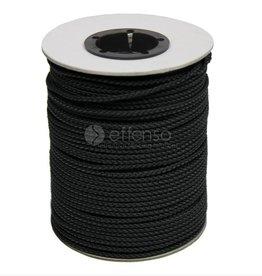 fil de tissage 100m NOIR