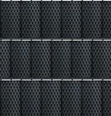 fensoband FENSOBAND WICKER H:190 mm black