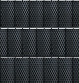 fensoband FENSOBAND WICKER H:190 mm zwart