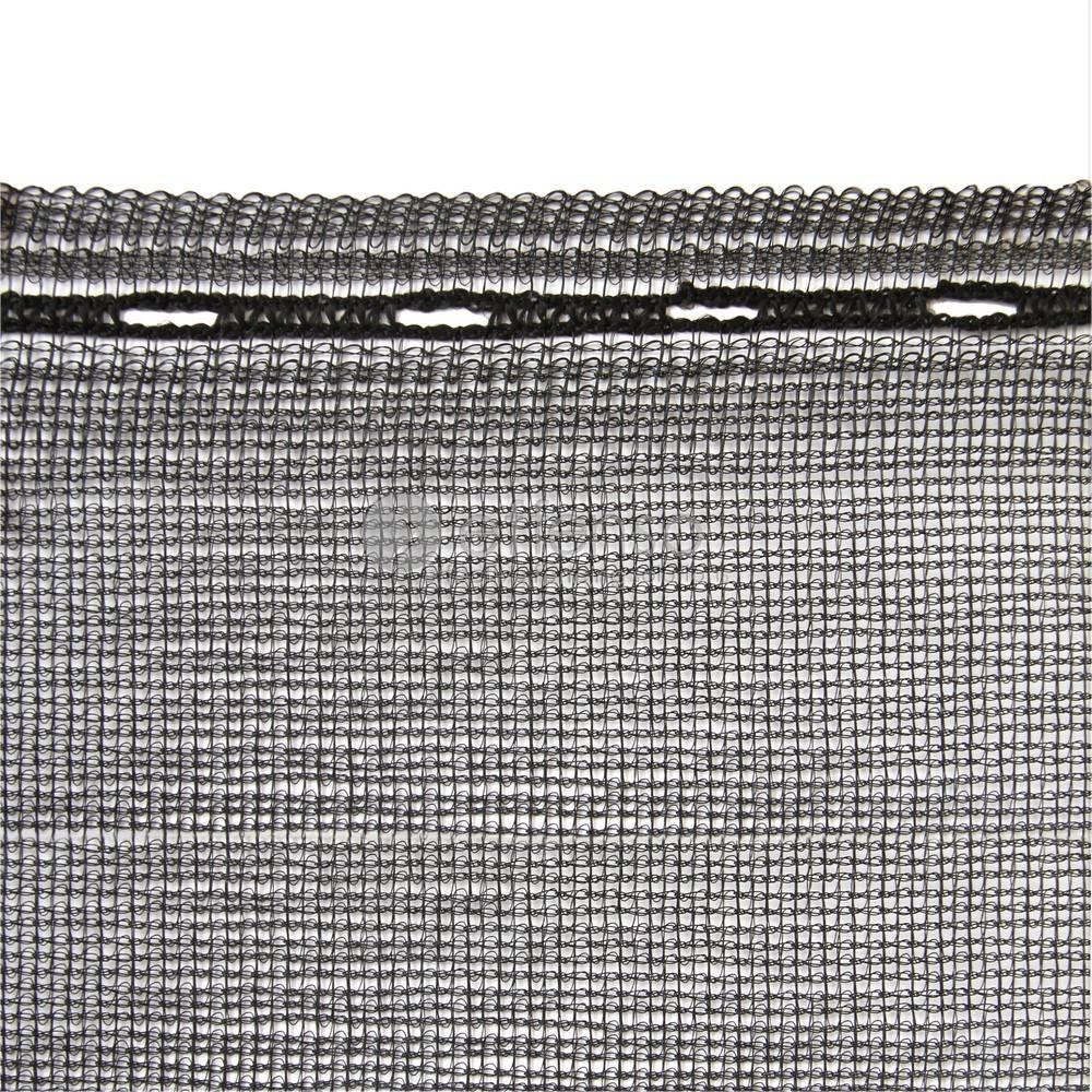 fensonet FENSONET 150gr ZWART H:300cm per m