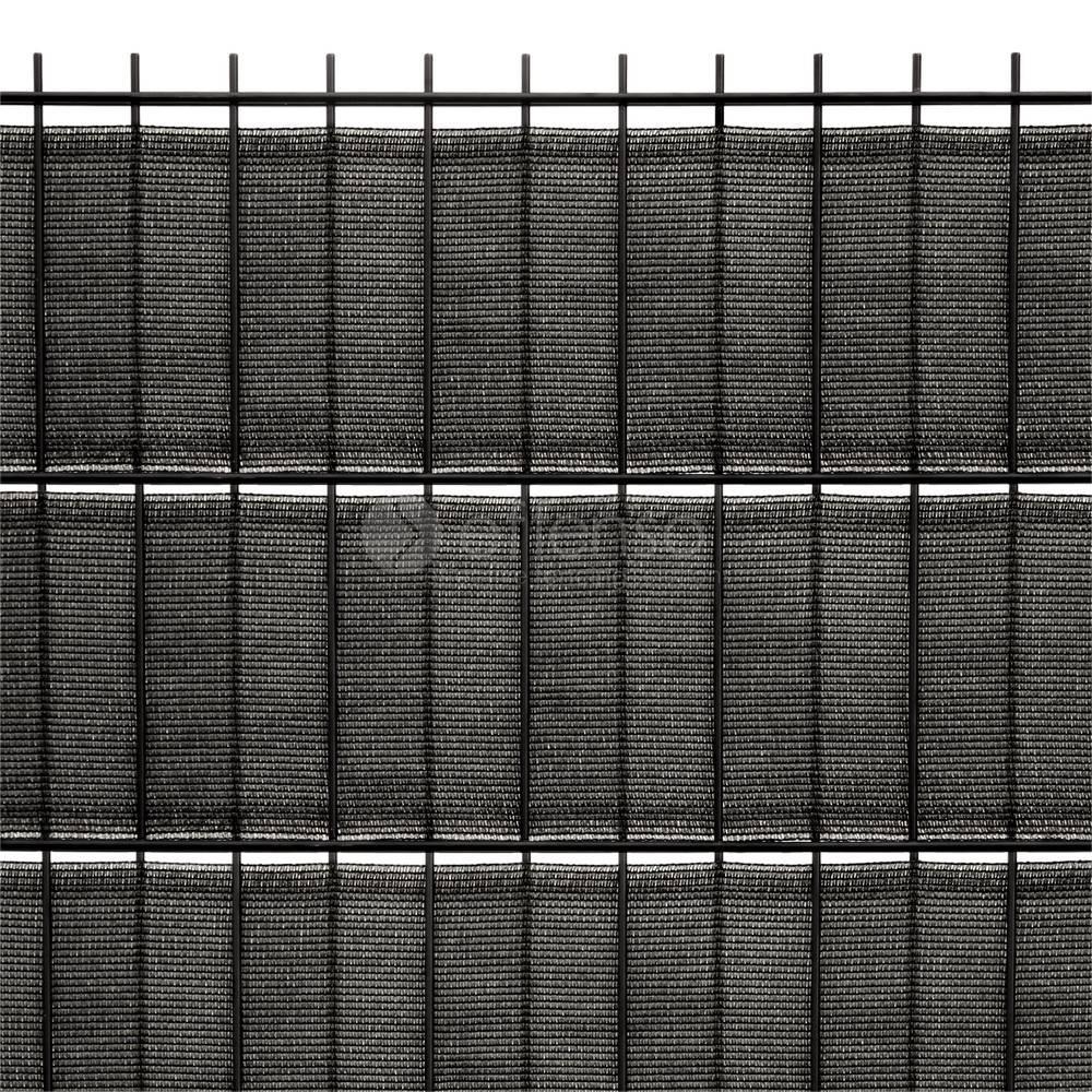 fensonet FENSONET WEAVE 190 mm NEGRO L:50m
