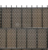 fensoband FENSOBAND  WICKER H:190 mm marron