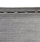 fensonet FENSONET 150gr ZWART H:200cm per m