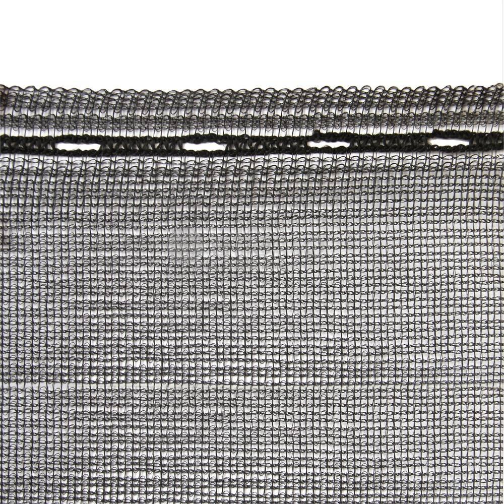 fensonet FENSONET 150gr ZWART H:100cm per m