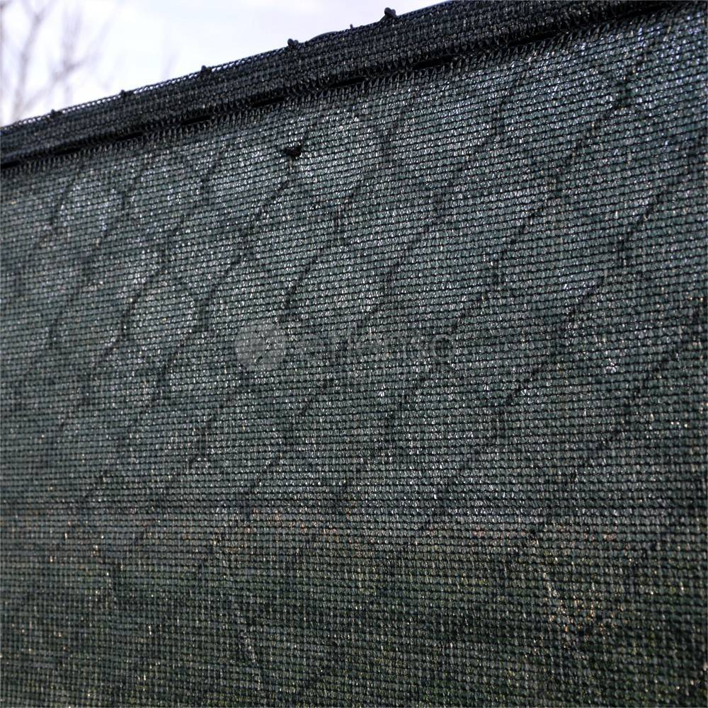 fensonet FENSONET 180gr ZWART H:120cm per m