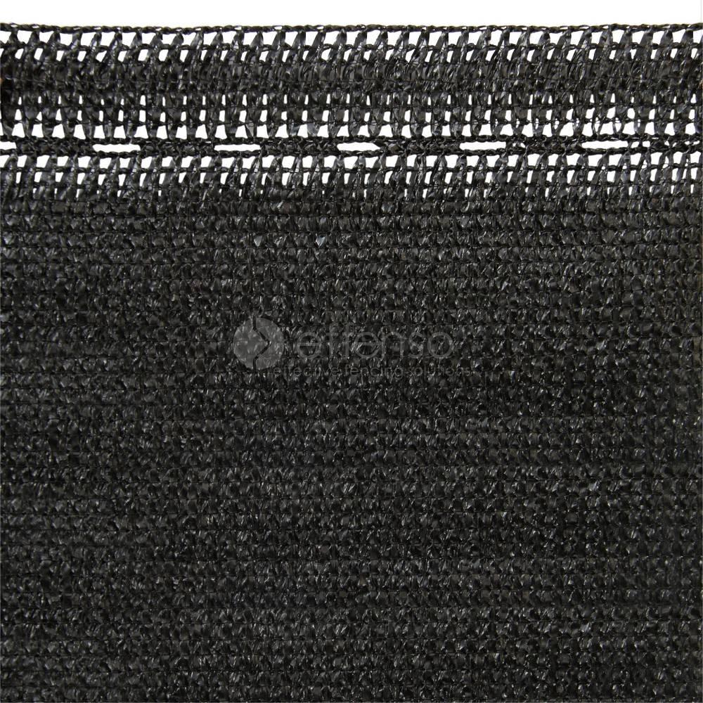 fensonet FENSONET 180gr ZWART H:200cm L:25m