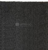 fensonet FENSONET 220gr ZWART H:200cm L:25m