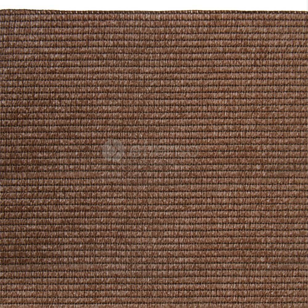 fensonet FENSONET 220gr BARK BROWN H:150cm per m