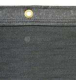fensonet FENSONET 270gr ANTHRACITE H:200cm L:25m oeilllets