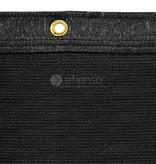 fensonet FENSONET 270gr BLACK H:150cm L:25m rings