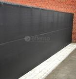 fensonet FENSONET 300gr ANTHRACITE 180cm 25m Ösen