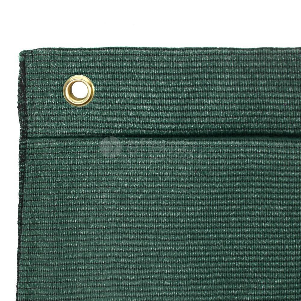 fensonet FENSONET 300gr GREEN 200cm rings per m
