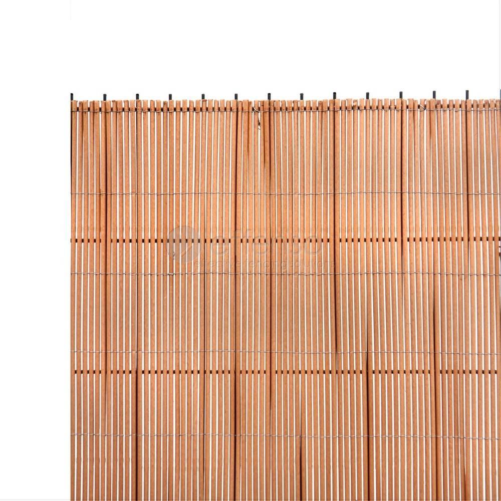 fensoscreen Fensoscreen Composite Bruin h:180cm