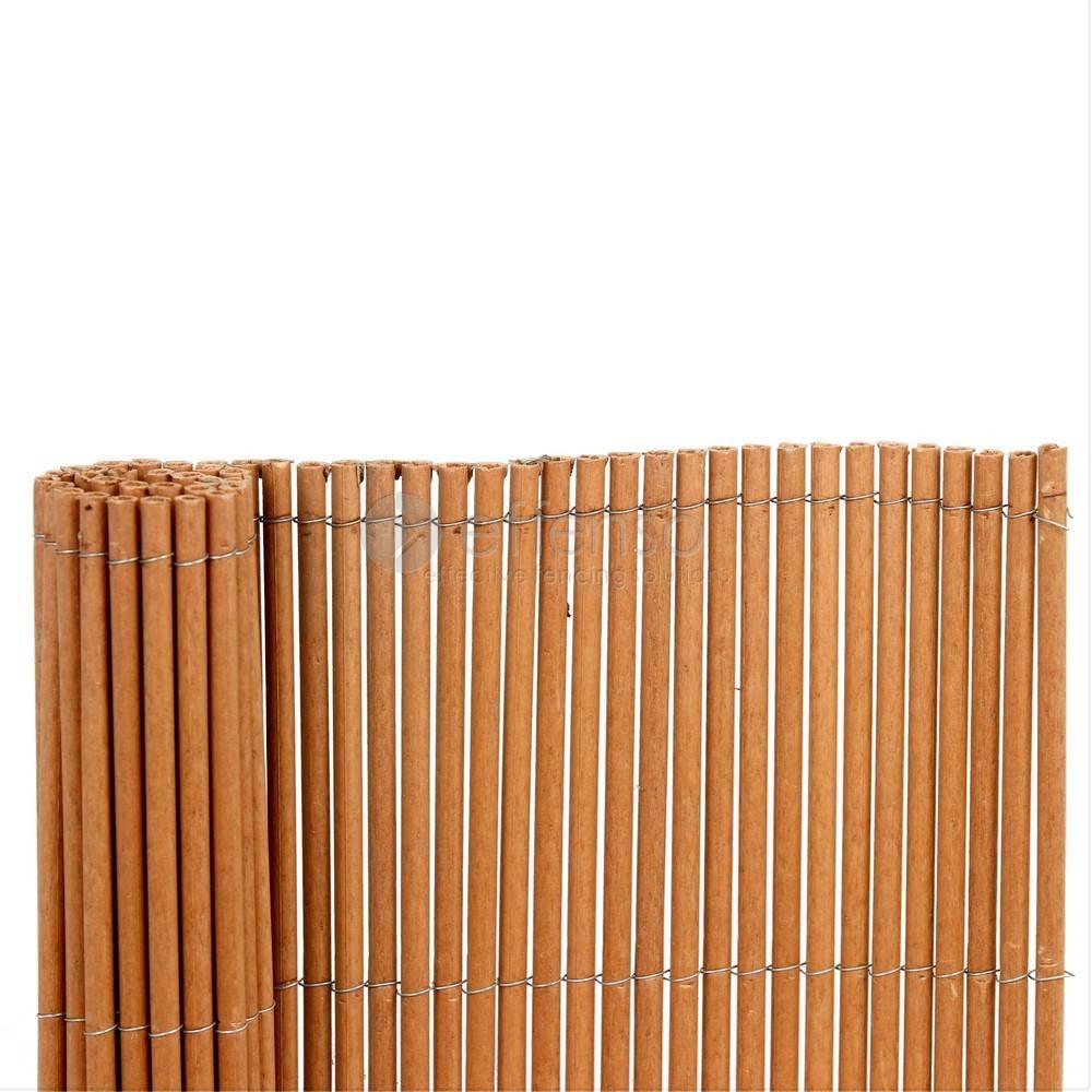fensoscreen Fensoscreen Composite Braun h:150cm