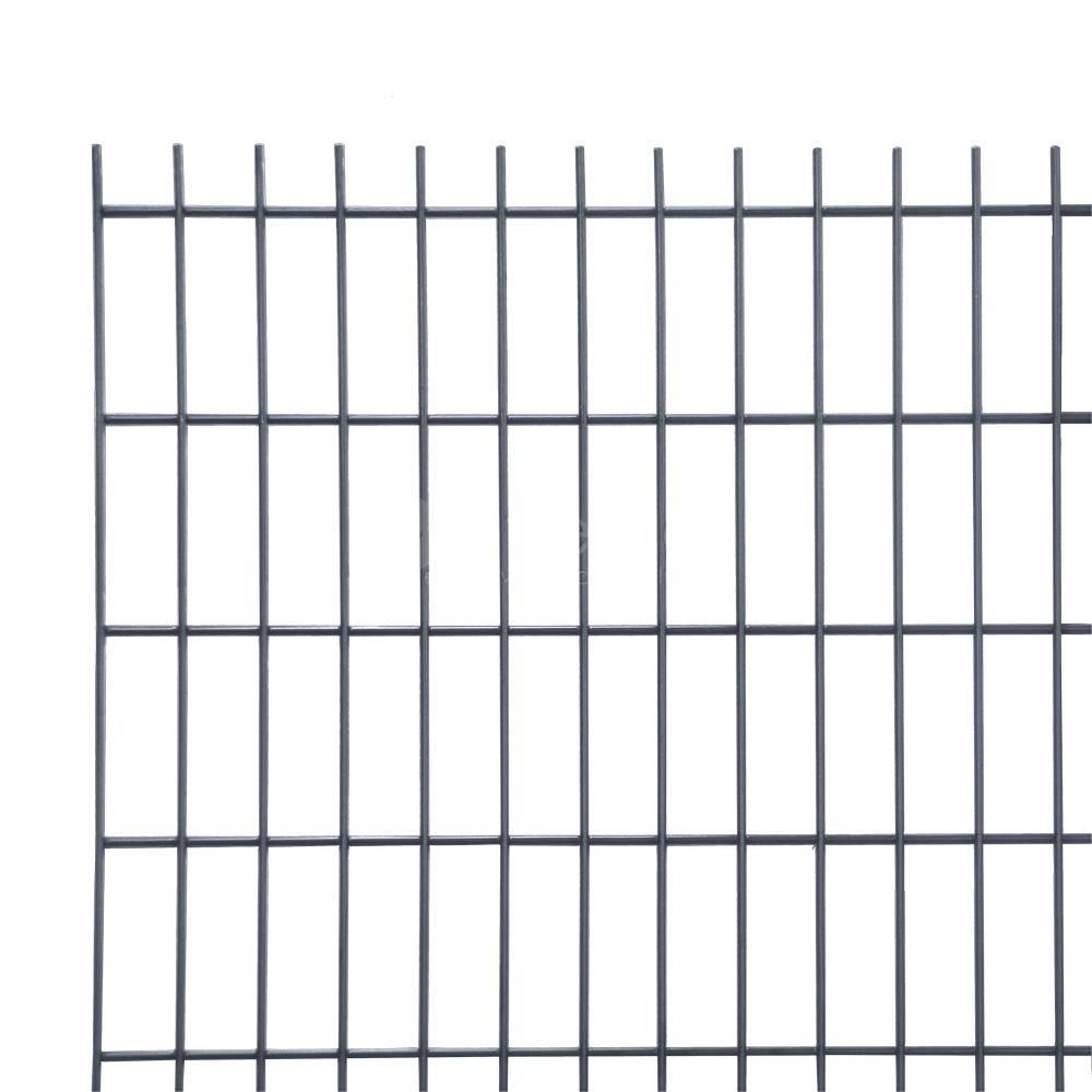 fensofill FENSOFILL Panel  L:2m  H:186cm  galvanized after