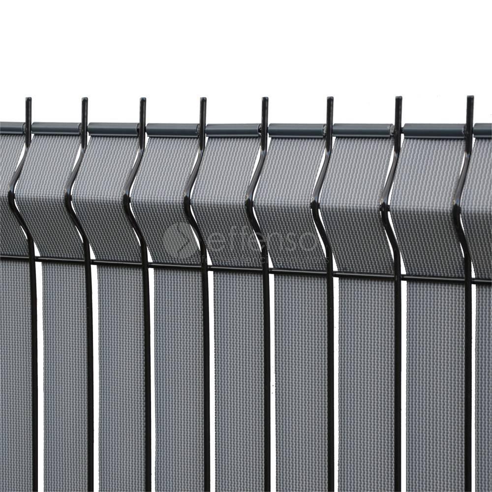 fensonet Fensonet Weave Textilene 50mm Onyx Grau