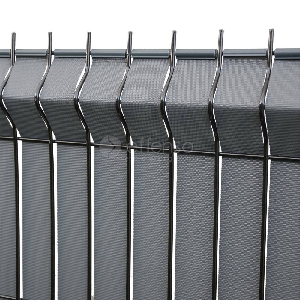 fensonet Fensonet Weave Textilene 44mm Flint Grey