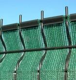fensonet clips FENSONET WEAVE 55 50st Green