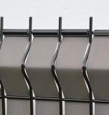 fensonet clips FENSONET WEAVE 50  50st Schwarz