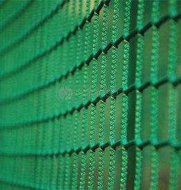 Redes para parabalones 120 / 3 verde par m2