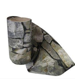 fensoband soft Fensoband SOFT 190 mm PRINT Graniet 35m