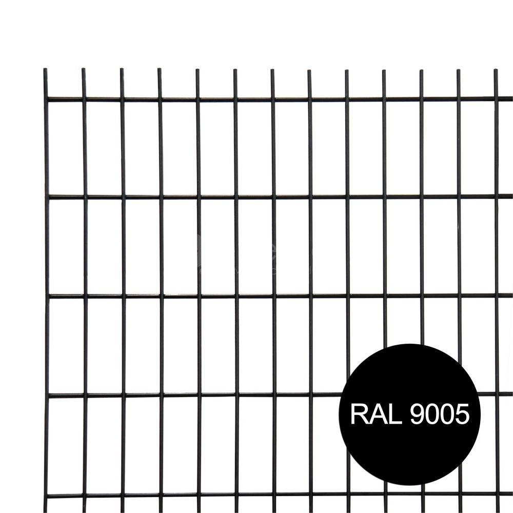 fensofill FENSOFILL Gitter  L:2m  H:63cm  RAL9005
