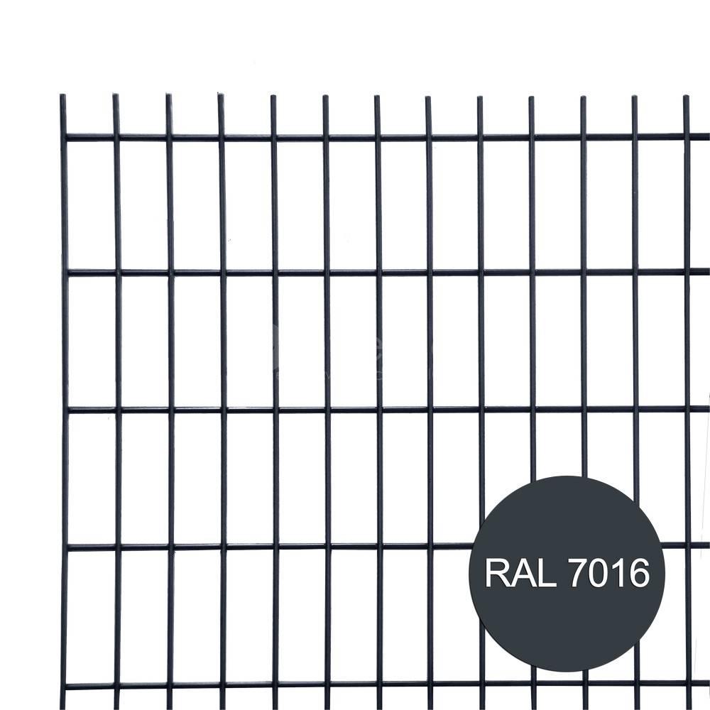 fensofill FENSOFILL Gitter  L:2m  H:63cm  RAL7016