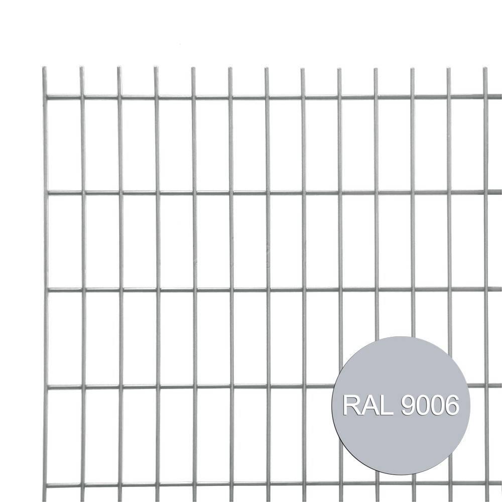 fensofill FENSOFILL Gitter  L:2m  H:206cm  RAL9006