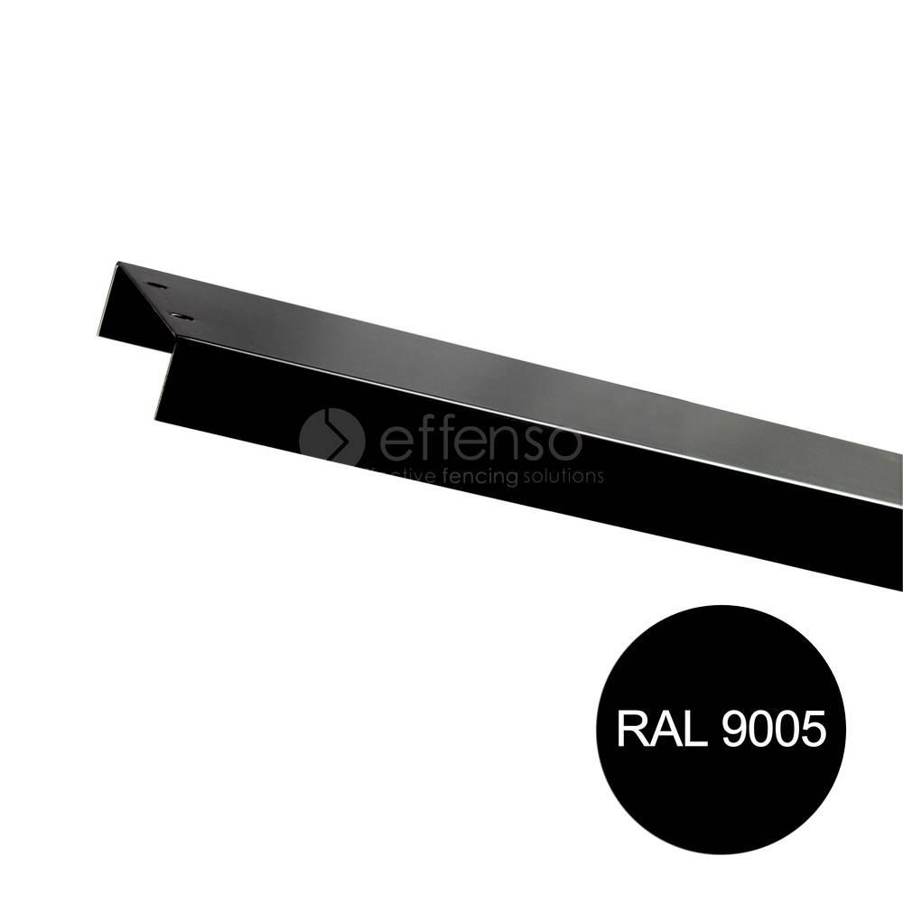 fensofill FENSOFILL Topcover 12 x 204 Black 9005