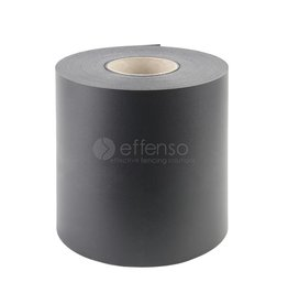 fensoband soft FENSOBAND H:190 mm L:35m ANTHRACITE 7016 'Orange skin'