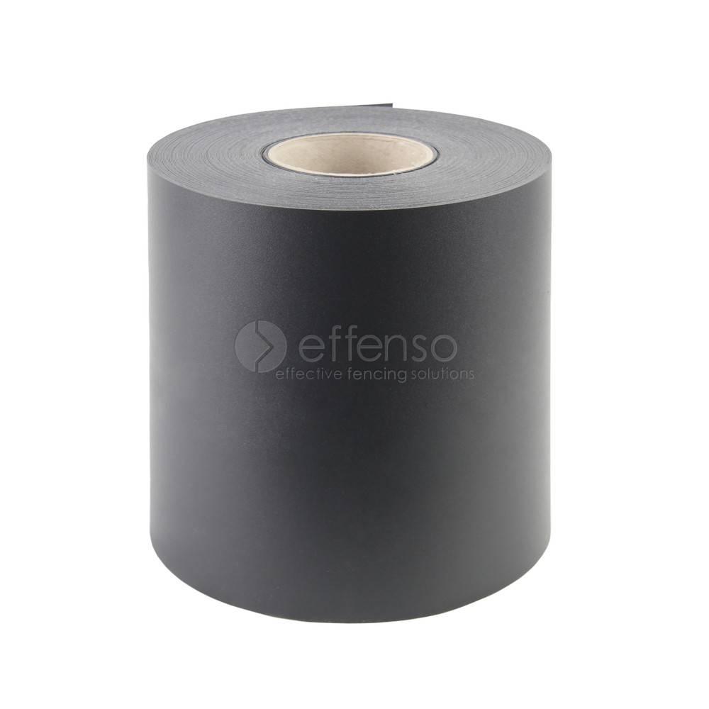 fensoband soft FENSOBAND H:190 mm L:35m ANTRACIET 7016 'Orange skin'