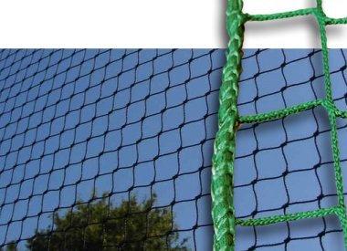 Netten voor ballenvangers
