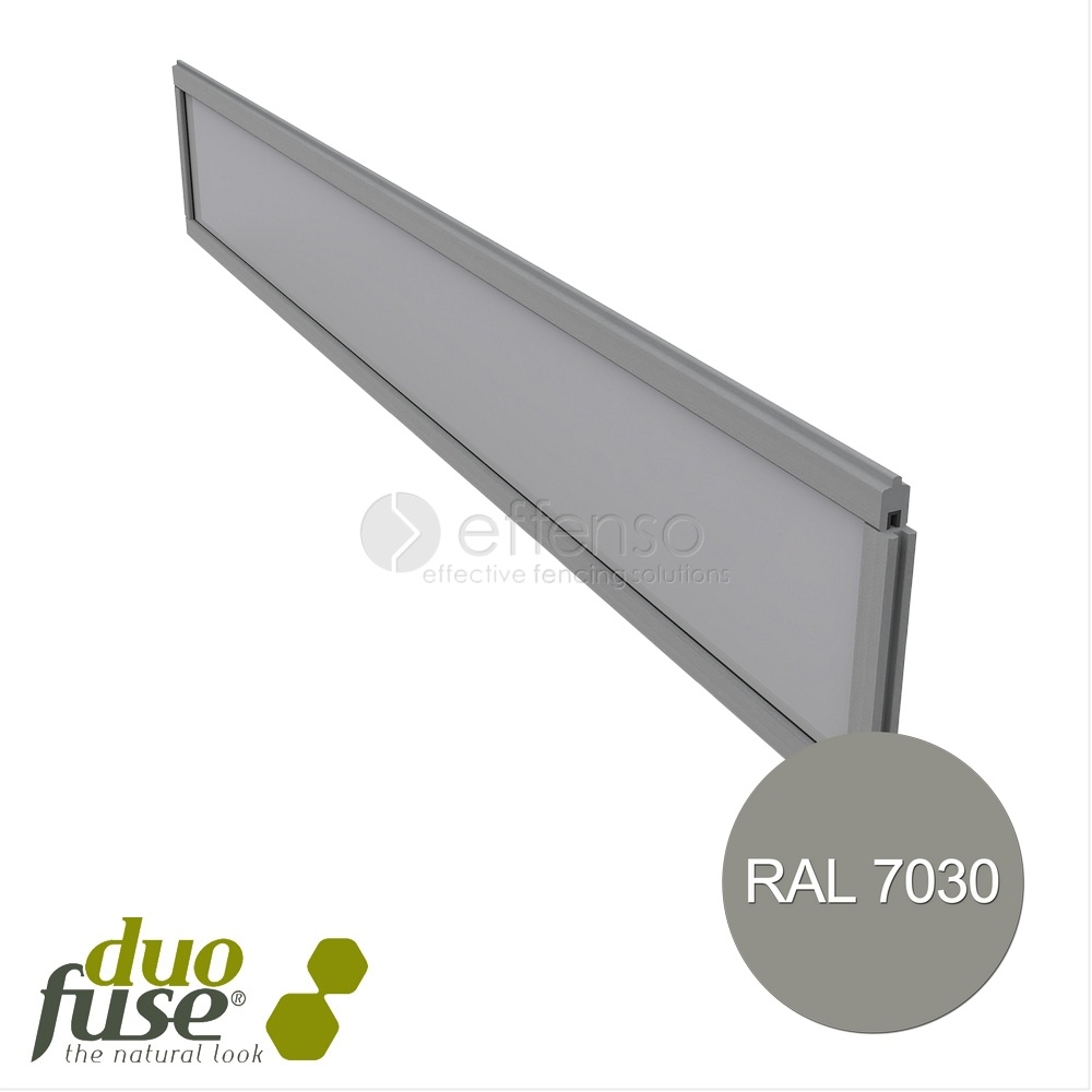 Duo Fuse Kit Deco Opaque stone grey