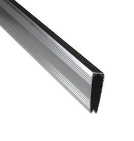 fensoplate composite Fensoplate Composite Profil de finition 2D L:247cm  RAL 7016