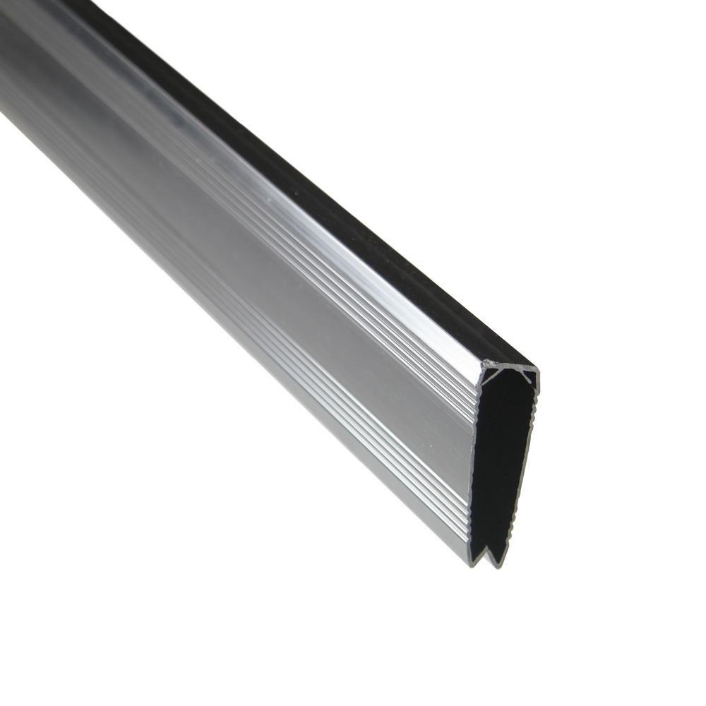 fensoplate composite Fensoplate Composite Profil de finition 3D L:247cm  RAL 7016