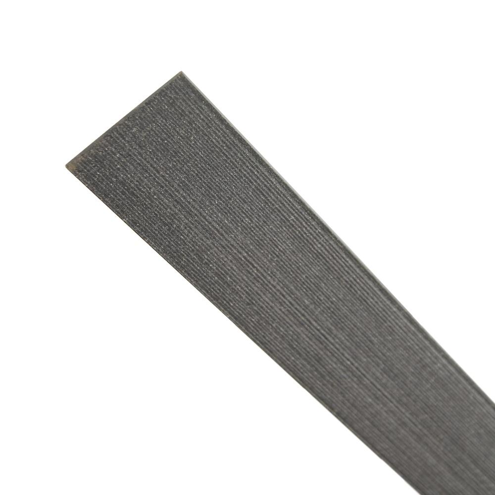 fensoplate composite Fensoplate Composite Kit Double Wire 8/6/8 H:203 cm Graphite Black